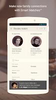 Screenshot of MyHeritage - Family Tree