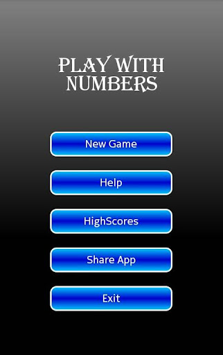 Play with Numbers