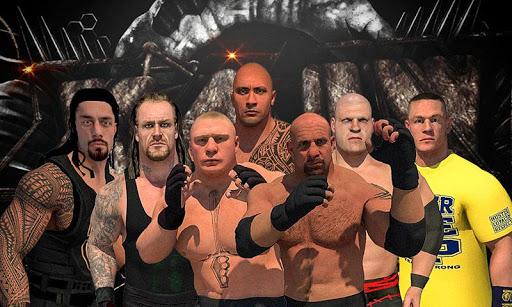Superstars wrestling revolution 2k18 1 0 Cheat MOD APK