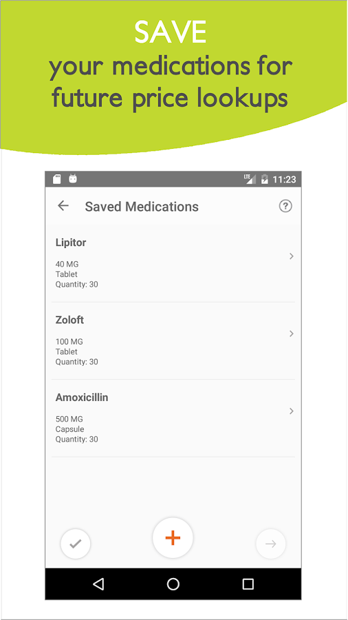 FamilyWize- screenshot