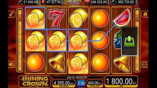 Shining Crown EGT Slot 1.2 2