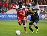 """Fabrice Olinga: """"Mon premier but pour Mouscron m'a fait du bien"""""""