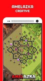 Best Maps COC TH.8 HD - náhled