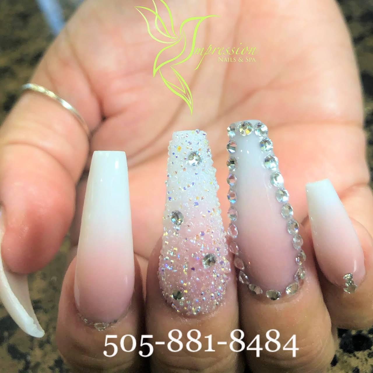 Impression Nails Spa - Top Quality Nails Salon in Albuquerque