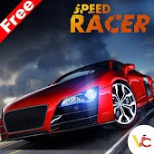 car racing speedy