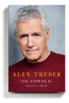 In Alex Trebek's Reluctant, Moving Memoir, Life Is All About the Next  Question - The New York Times
