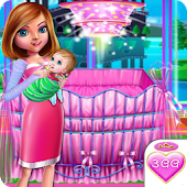Princess Baby Room Decoration
