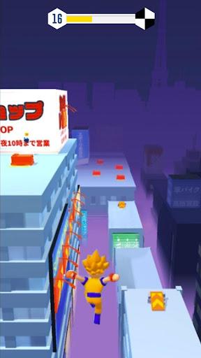 Parkour Race - Freerun Game android2mod screenshots 2