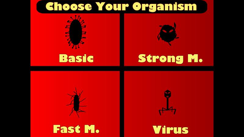 Скриншот Microbes & Viruses - Grow Big