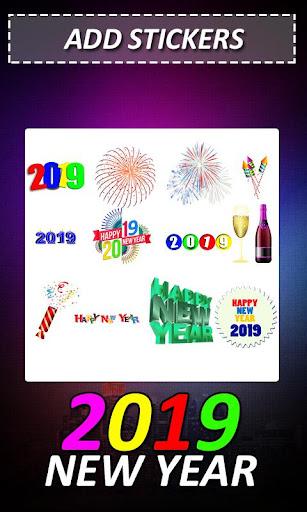 New Year Photo Frame 2019 1.0 screenshots 4