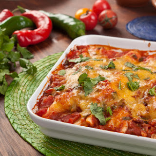 This Spicy Tex-Mex Enchilada Casserole Will Leave You Breathless!