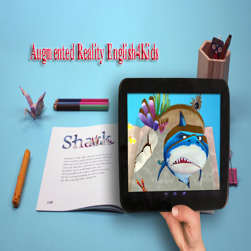 Augmented Reality For Kids English Learning (game)