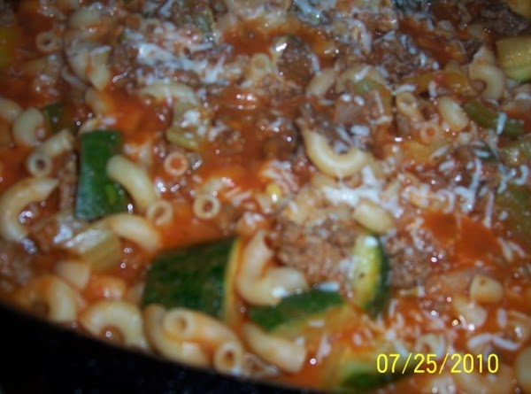When tender add tomato paste and seasonings and stir to mix all together.