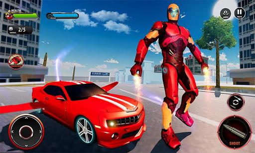 Flying Robot Car - Robot Survival Battle 1.4 de.gamequotes.net 1