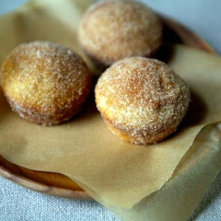 Cinnamon Sugar Puffs