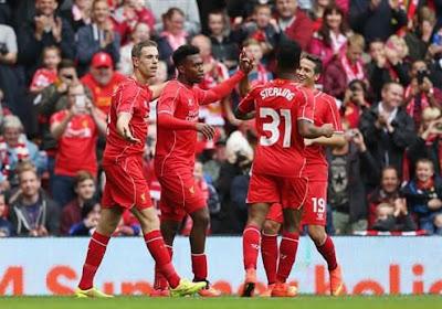 Liverpool corrige Tottenham