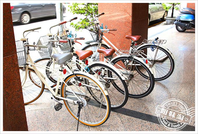假期商旅腳踏車