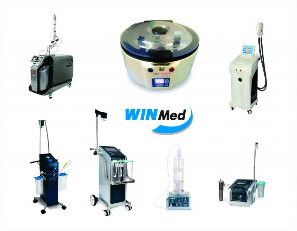 Các thiết bị máy móc tại Winmed đều là hàng nhập khẩu chính hãng, chất lượng đảm bảo