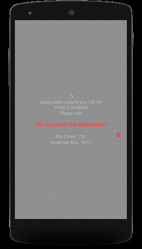 Touchscreen Dead pixels Repair screenshot 3