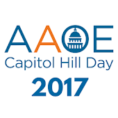 AAOE 2017 Capitol Hill Day