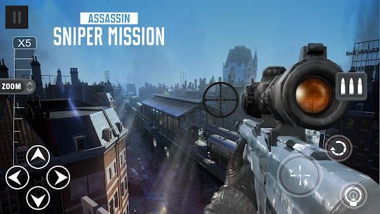 Assassin Sniper Mission 5