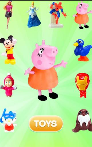 Surprise Eggs - Kids Game  screenshots 23