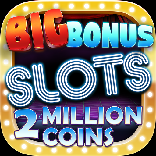 Machines à Sous Casino Gratuit - Big Bonus Slots