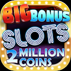 Big Bonus Slots - Free Las Vegas Casino Slot Game icon