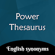 Power Thesaurus / Pocket Dictionary