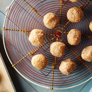 Pannelet Cookies with Sweet Potato and Coconut Recipe