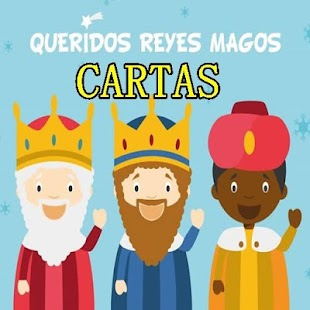 CARTAS PARA REYES MAGOS - náhled