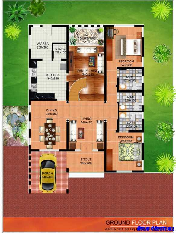 Delighful Architecture Design Kerala Model And New House Plan In