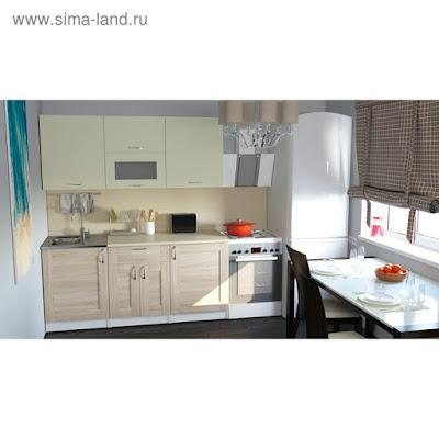 Кухонный гарнитур Камилла макси  1800