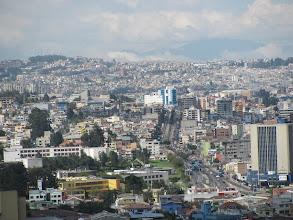 Photo: Quito, höchste Hauptstadt der Welt