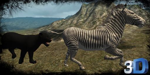 Wild Panther Simulator : World