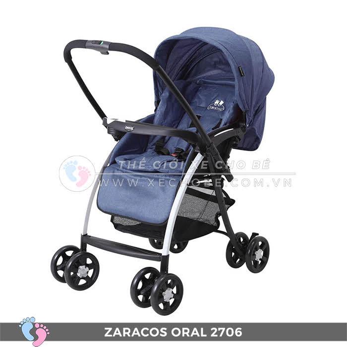 Xe đẩy 2 chiều Zaracos ORAL 2706 1