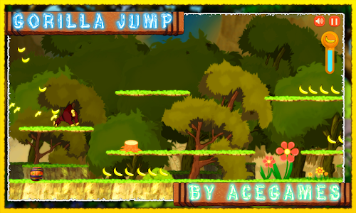 Gorilla Jump screenshot 0