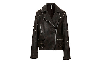 Photo: From biker jackets and bumbags - we're wearing our studs on anything and everything! http://bit.ly/U3Y33C