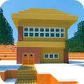 Winter Craft : Exploration APK