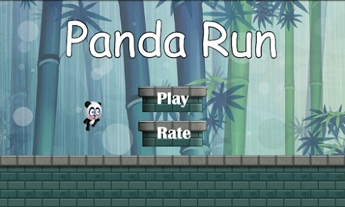 Budo Panda Run screenshot 0