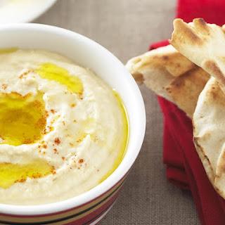 Hummus with Tahini.