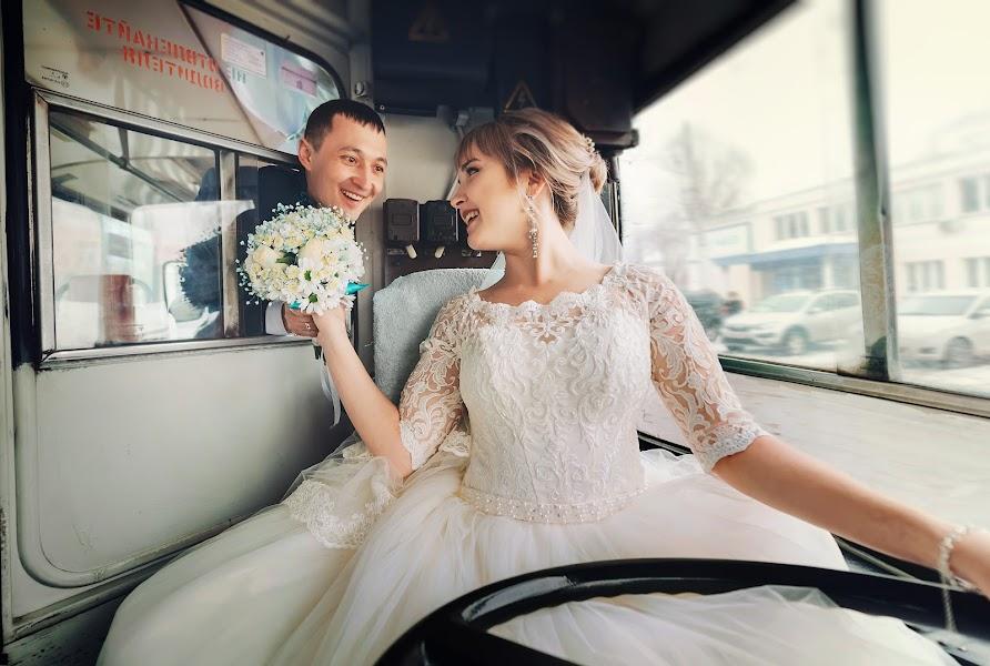 Wedding photographer Olga Nikolaeva (avrelkina). Photo of 17.01.2019