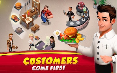 World Chef APK screenshot thumbnail 12