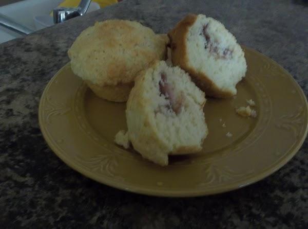 My Surprise Muffins Recipe