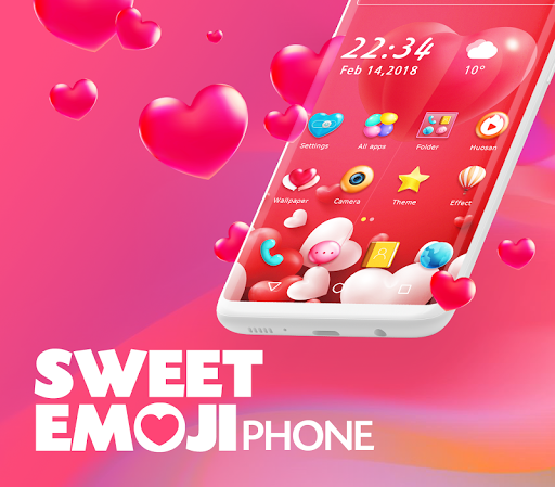 Sweet Emoji Phone 1.0.1 1