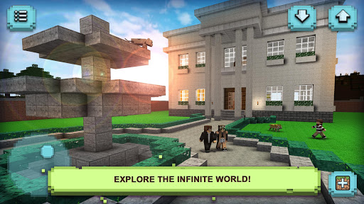 Dream House Craft: Design & Block Building Games 1.2 screenshots 6