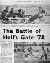Photo: The Battle of Hell's Gates, as seen by the Limerick Leader.
