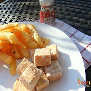 Smoked Paprika Tofu Nuggets – #glutenfree #vegan