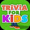 Free Fun Trivia For Kids Quiz icon