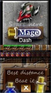 Mage Dash - náhled